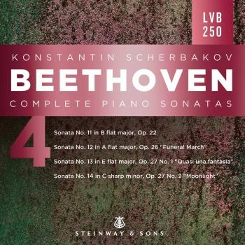 Cover Beethoven: Complete Piano Sonatas, Vol. 4