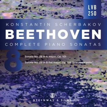 Cover Beethoven: Complete Piano Sonatas, Vol. 8