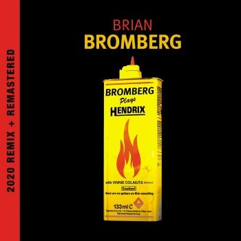 Cover Bromberg Plays Hendrix (2020 Remix and Remastered)