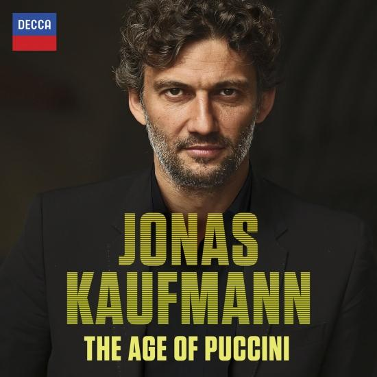 Cover The Age Of Puccini