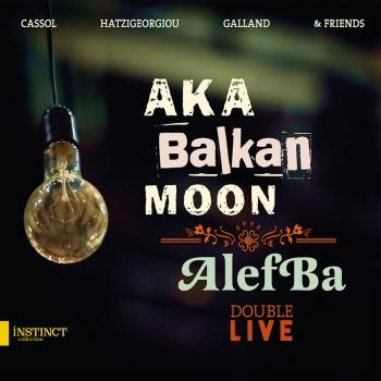 Cover Aka Balkan Moon / AlefBa (Double Live)