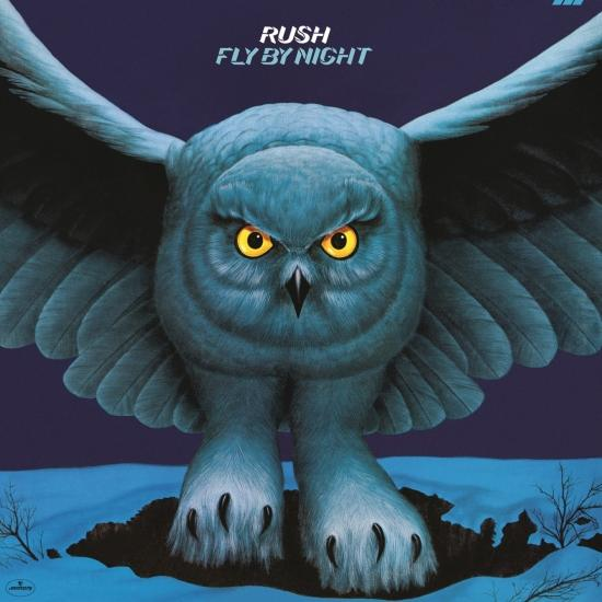 Cover Fly By Night (40th Anniversary Remaster 2015)