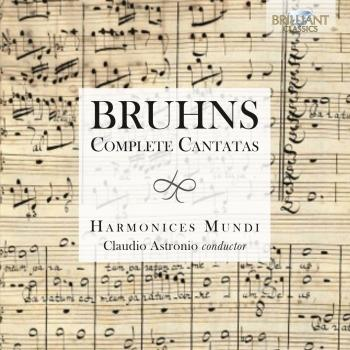 Cover Bruhns: Complete Cantatas