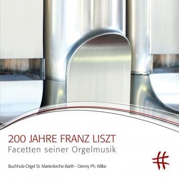 Cover 200 Jahre Franz Liszt