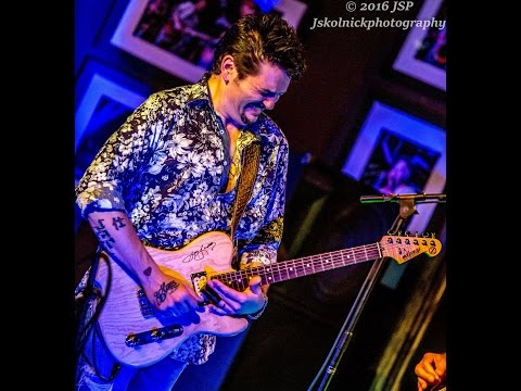 Video 'Make Blues Not War' Mike Zito Live