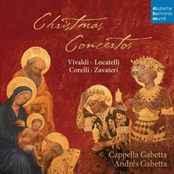 Cover Christmas Concertos