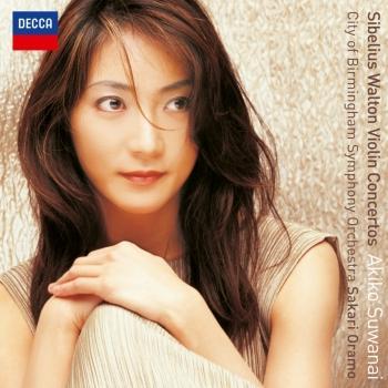 Cover Sibelius & Walton Violin Concertos