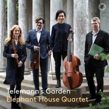 Cover Telemann's Garden