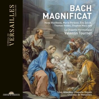 Cover Bach: Magnificat (Live at Chapelle Royale, Château de Versailles)