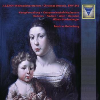 "Cover J.S. Bach: ""Weihnachtsoratorium"""