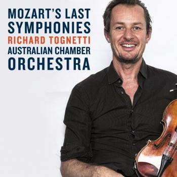 Cover Mozart's Last Symphonies (Live)