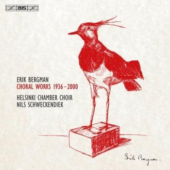 Cover Erik Bergman: Choral Works (1936-2000)