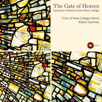 Cover The Gate of Heaven: Favorite Anthems from New College