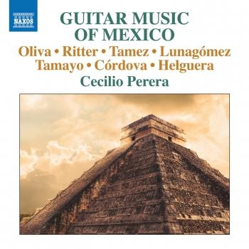 Cover Guitar Music of Mexico