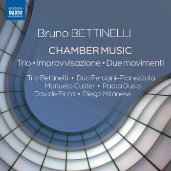 Cover Bettinelli: Chamber Music