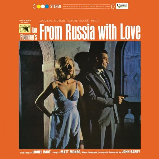 Cover From Russia With Love