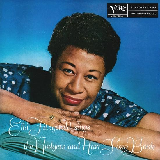 Cover Ella Fitzgerald Sings The Rodgers & Hart Songbook (Remastered Deluxe Edition)