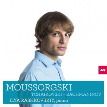 Cover Moussorgski, Tchaïkovski & Rachmaninov