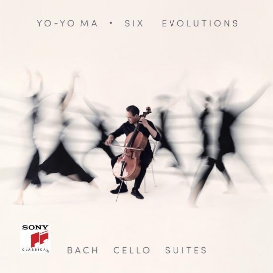 Cover Six Evolutions - Bach: Cello Suites