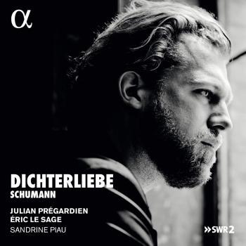 Cover Schumann: Dichterliebe