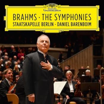 Cover Brahms: Symphonies