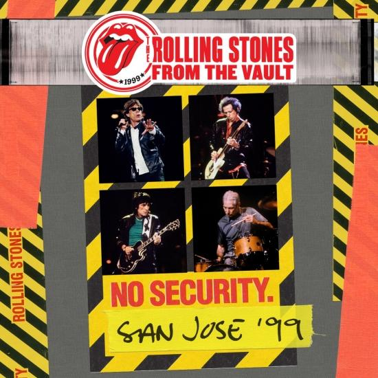 Cover From The Vault: No Security - San Jose 1999 (Live - Remastered)