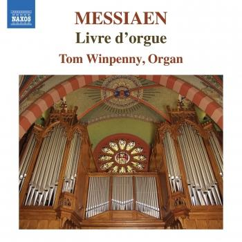Cover Messiaen: Livre d'orgue