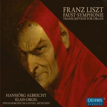 Cover Eine Faust-Symphonie in drei Charakterbildern, S. 108 (1854 Version)
