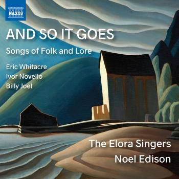 Cover And so It Goes: Songs of Folk & Lore