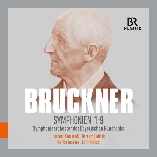 Cover Bruckner: Symphonies Nos. 1-9 (Live)