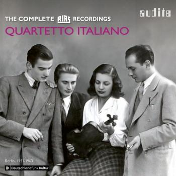 Cover Quartetto Italiano: The complete RIAS Recordings (Berlin, 1951-1963)
