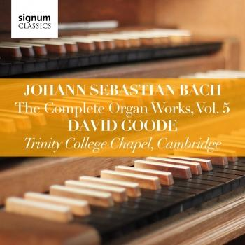 Cover Bach: The Complete Organ Works Vol. 5
