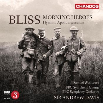 Cover Bliss: Morning Heroes & Hymn to Apollo