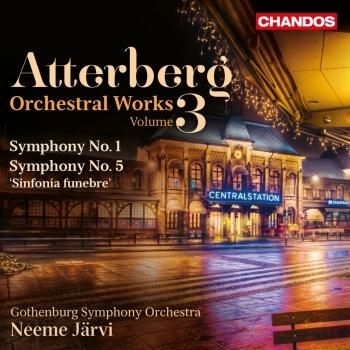 Cover Atterberg: Orchestral Works, Vol. 3