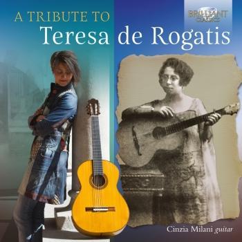 Cover A Tribute to Teresa de Rogatis
