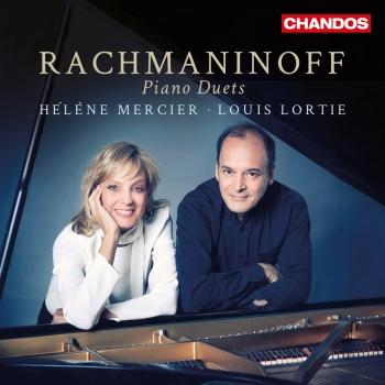 Cover Rachmaninoff: Piano Duets