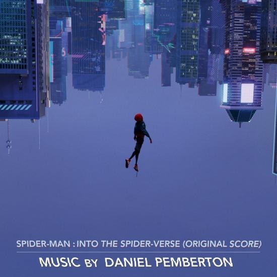 Cover Spider-Man: Into the Spider-Verse (Original Score)
