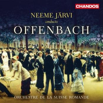 Cover Offenbach: Overtures & Operetta Highlights