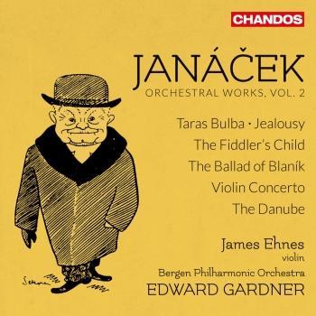 Cover Janáček: Orchestral Works, Vol. 2