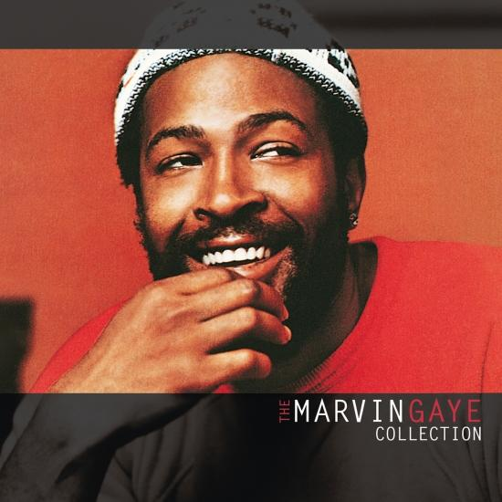 Cover The Marvin Gaye Collection