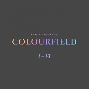 Cover Colourfield I-IV