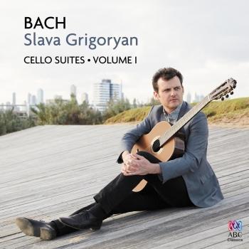 Cover Bach: Cello Suites Vol. I