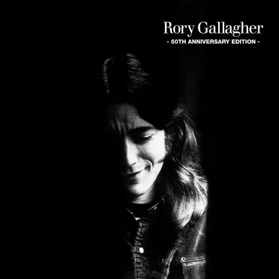 Cover Rory Gallagher (50th Anniversary Edition Remaster)