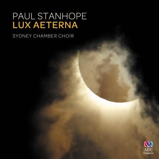 Cover Paul Stanhope: Lux Aeterna