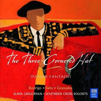 Cover The Three-Cornered Hat: Spanish Fantasies