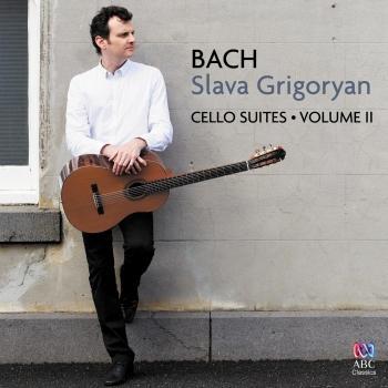 Cover Bach: Cello Suites Vol. II