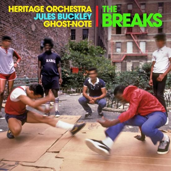Cover The Breaks (Deluxe)