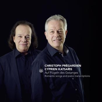 Cover Auf Flügeln Des Gesanges - Romantic Songs and Transcriptions