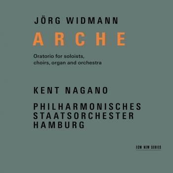 Cover Widmann: Arche (Live at Elbphilharmonie, Hamburg / 2017)