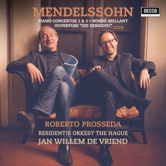 Cover Mendelssohn: Piano Concertos Nos. 1 & 2